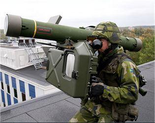 Một mẫu hệ thống tên lửa phòng không vác vai. Ảnh: Army Recognition