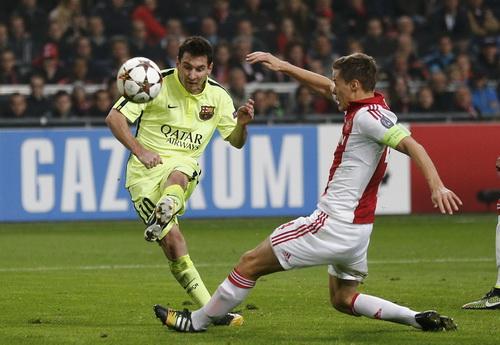 Vượt qua Barcelona của Messi là nhiệm vụ cực khó của Man City