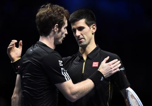Murray xem Djokovic là trở ngại lớn nhất trên đường vươn tới số 1
