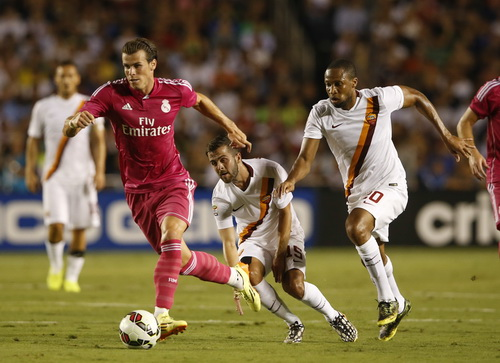 Bale không gánh nổi trọng trách ghi bàn như kỳ vọng của HLV Ancelotti