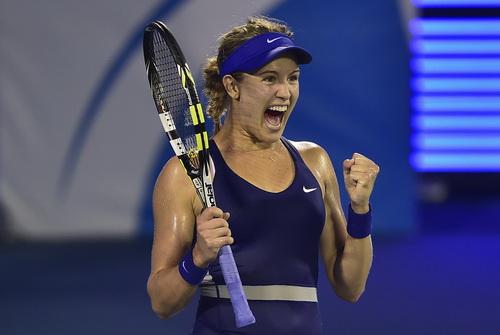 Eugenie Bouchard chờ tranh ngôi vô địch