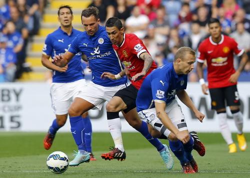 Di Maria liên tiếp lập công trong màu áo mới Man United