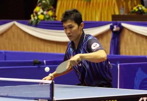 Kiến Quốc tại SEA Games 2009 - Ảnh: Đông Linh