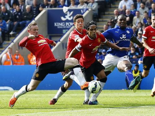 Hàng công Man United chơi tốt trong 60 phút đầu tiên trước khi quỷ đỏ sụp đổ