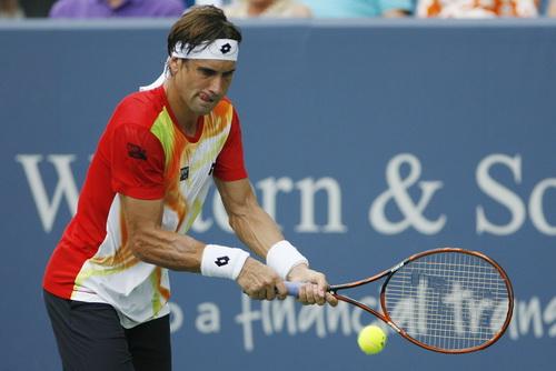 Ferrer nỗ lực tại Cincinnati nhưng tiếp tục thất bại trước Federer