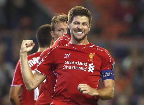 Gerrard ghi bàn ấn định chiến thắng từ chấm 11 mét