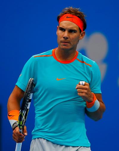 Rafael Nadal trở lại đầy ấn tượng tại Bắc Kinh