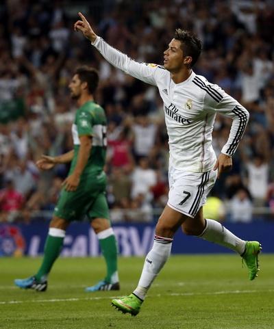 Khẩu đại pháo Ronaldo đã được kích hoạt