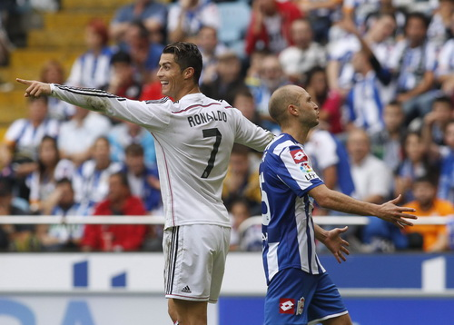 Ronaldo có cú hat-trick thứ 27 trong sự nghiệp