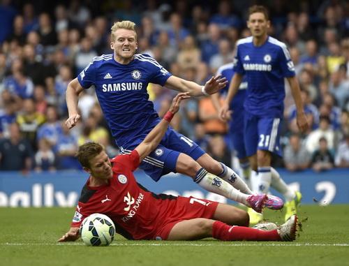 Tân binh Leicester không dễ để Chelsea bắt nạt
