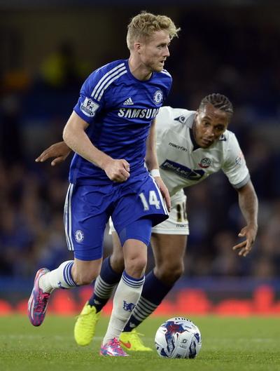 Andre Schurrle bỏ qua nhiều cơ hội ghi bàn cho Chelsea