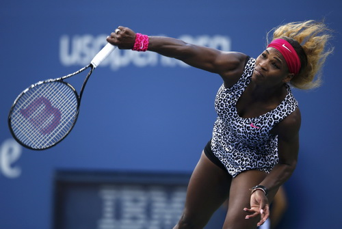 Serena quá mạnh để có thể dừng bước trước cánh cửa thiên đường