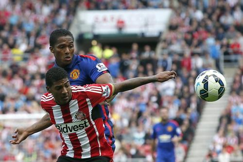 Sunderland có trận đấu thành công trên sân nhà trước M.U