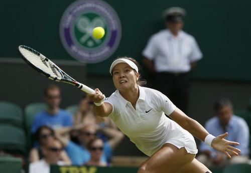 Li Na - tấm gương phấn đấu kiên trì của quần vợt nữ châu Á
