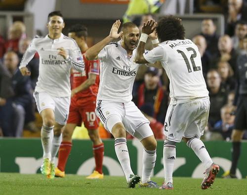 Real Madrid là ứng viên sáng giá cho chức vô địch mùa này