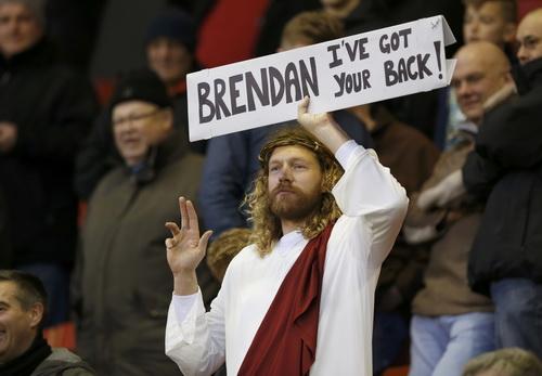 Niềm tin trở lại với cổ động viên sân Anfield