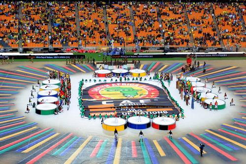 Nam Phi từng tổ chức thành công CAN 2013