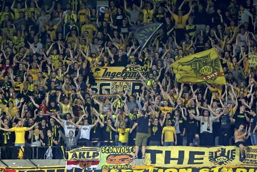 Cổ động viên Dortmund cuồng nhiệt nhất châu Âu