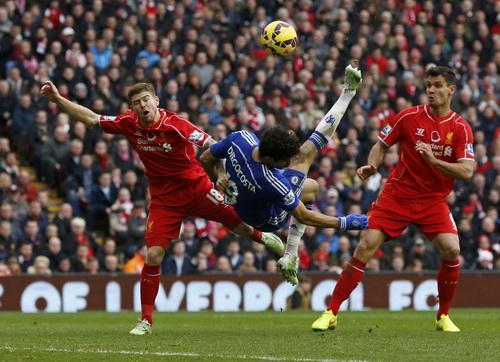 Diego Costa ghi bàn quyết định