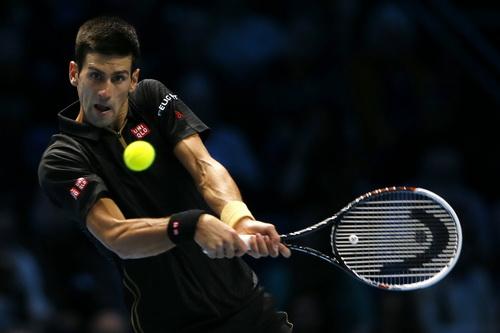 Djokovic tự tin hướng đến cú hat-trick ở London