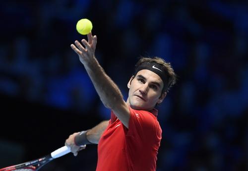 Tàu tốc hành Federer thẳng tiến