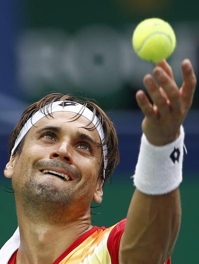 Ferrer thua Murray lần thứ ba trong vòng ba tuần lễ