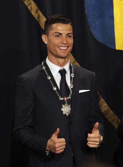 Quý ông Hoàn hảo Ronaldo