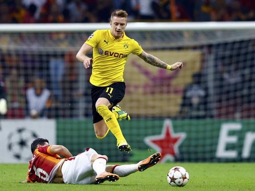 Marco Reus trở lại, tỏa sáng với Dortmund