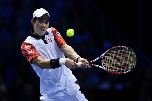 Nishikori giành chiến thắng trận mở màn giải đấu ở London