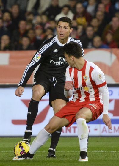 Ronaldo thi đấu bùng nổ ở hiệp hai