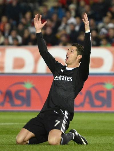 Ronaldo đã có 32 bàn thắng trong mùa, nhiều hơn thành tích ghi bàn mùa trước