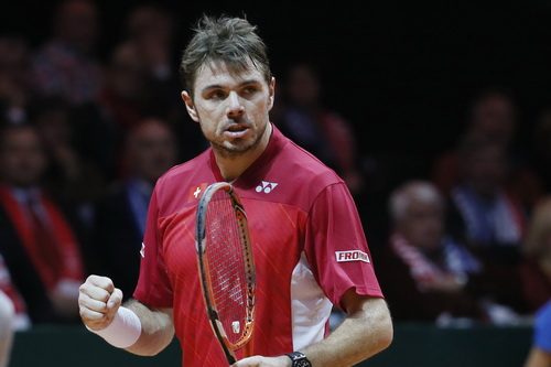 Wawrinka đang trở lại kể từ giải cuối mùa ATP ở London