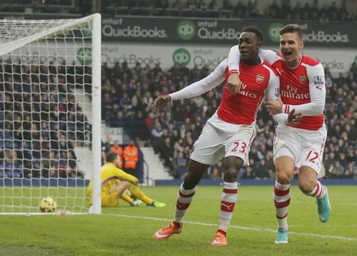 Niềm vui Arsenal