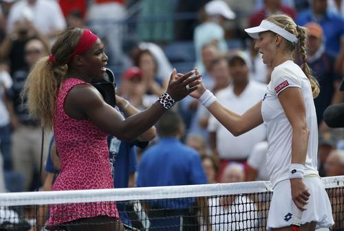 Serena mơ danh hiệu vô địch thứ 6 ở New York