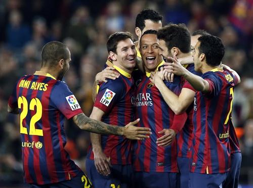 Hình ảnh quen thuộc này của Barcelona sẽ không còn xuất hiện ở La Liga