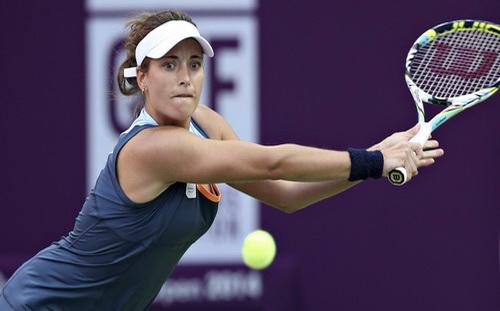Cetkovska lập kỳ tích tại Qatar Open 2014