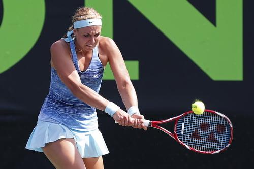 Sabine Lisicki vào vòng ba