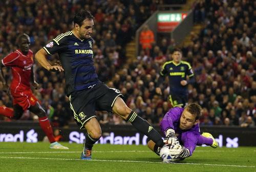 Middlesbrough thi đấu kiên cường, gỡ hòa 2-2 sau 120 phút.