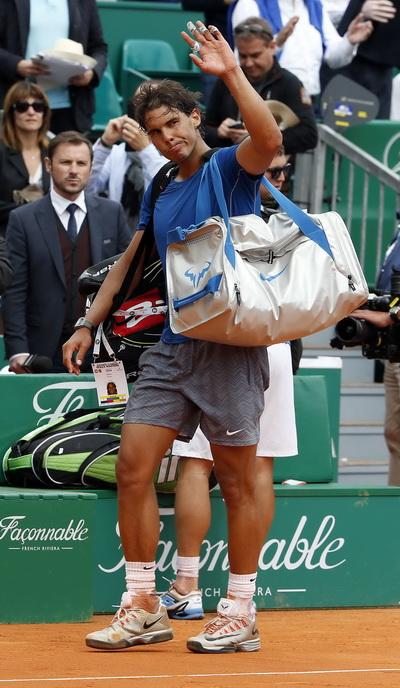Nadal chia tay sớm với Monte Carlo