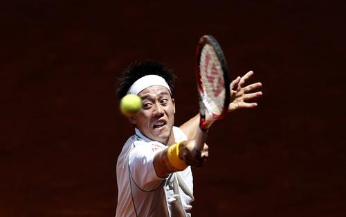 Kei Nishikori là tấm gương cho thế hệ các tay vợt trẻ châu Á