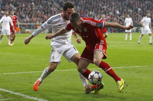 Bayern đánh mất chính mình ở hai trận đối đầu cùng Real Madrid