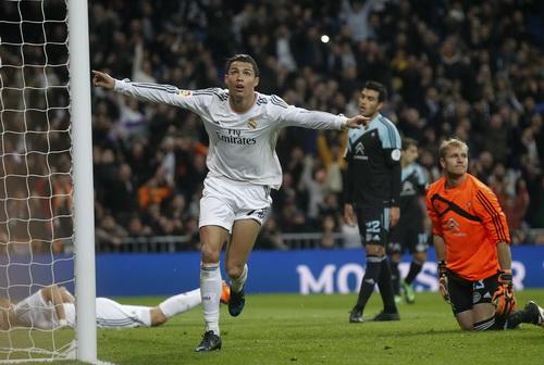 Ronaldo đang thăng hoa ở tuổi 28
