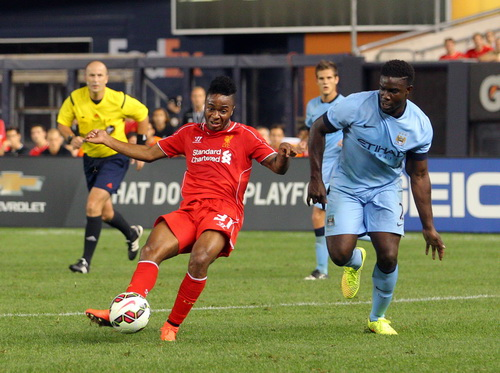 Sterling lập công hai trận liên tiếp cho Liverpool