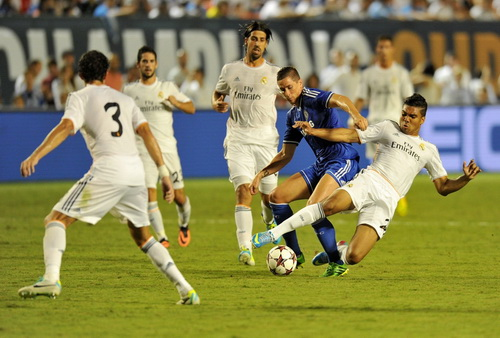 Chung kết Champions Cup 2013 giữa Real Madrid và Chelsea