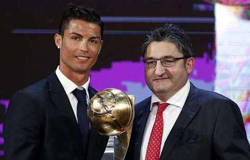 Ronaldo - Cầu thủ xuất sắc nhất thế giới 2014