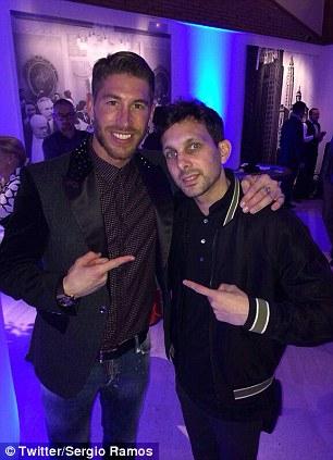 S. Ramos và Dynamo