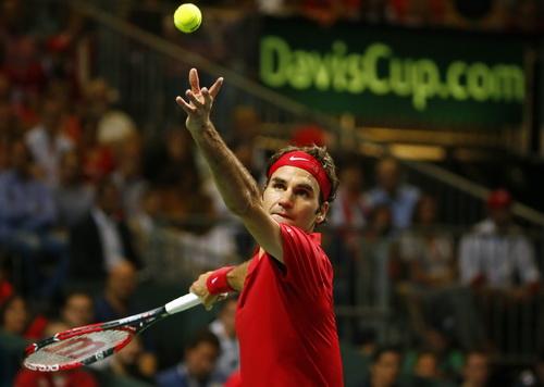 Roger Federer tự tin trước trận đơn quyết định