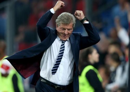 Niềm vui của HLV Roy Hodgson