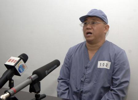 Công dân người Mỹ gốc Hàn Quốc Kenneth Bae. Ảnh: Reuters