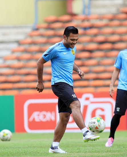 Safee Sali chuẩn bị cho trận tái đấu với Việt Nam